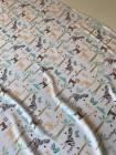 Интерлок купить Сафари для детей